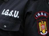 """Scrie Inspectoratului pentru Situaţii de Urgenţă """"Delta"""" al Judeţului Tulcea"""